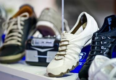 Fotvänliga skor finns på Foten